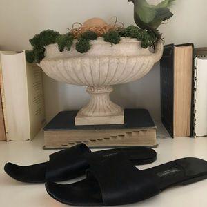 Kate Spade flat sandals
